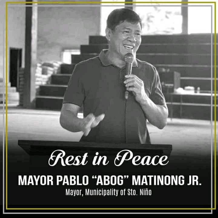 Pablo Matinong Jr